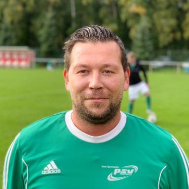 Marcel Krüger, Fußballspieler beim PSV Rostock Herren III