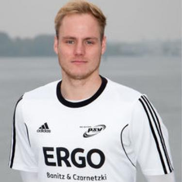 Martin Panter, Fußballspieler beim PSV Rostock Herren III