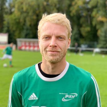 Matthias Nagel, Fußballspieler beim PSV Rostock Herren III