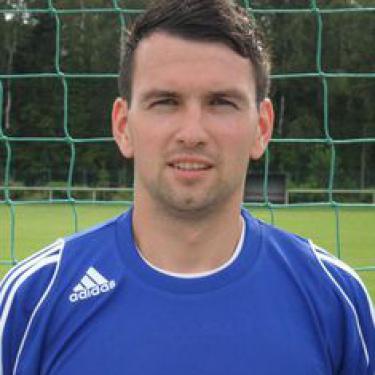 Patrick Walter, Fußballspieler beim PSV Rostock Herren III