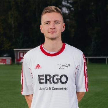 Philipp Lettow, Fußballspieler beim PSV Rostock Herren III