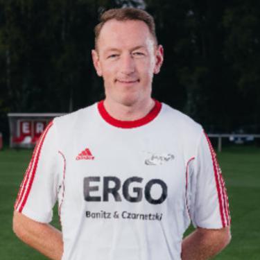 Robert Karpuschkat, Fußballspieler beim PSV Rostock Herren III