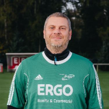 Thomas Studier, Fußballspieler beim PSV Rostock Herren III