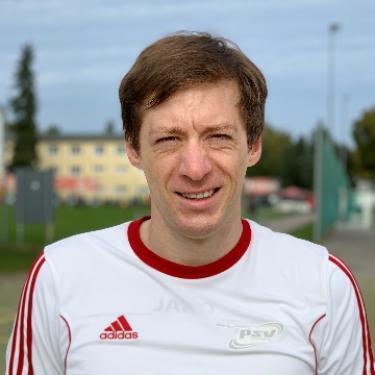 Dennes Richter, Fußballspieler beim PSV Rostock Herren IV