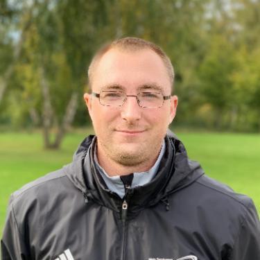 Dennis Damerau, Fußballspieler beim PSV Rostock Herren IV