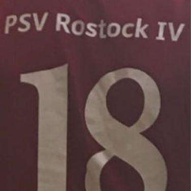 Jörg Donner, Fußballspieler beim PSV Rostock Herren IV