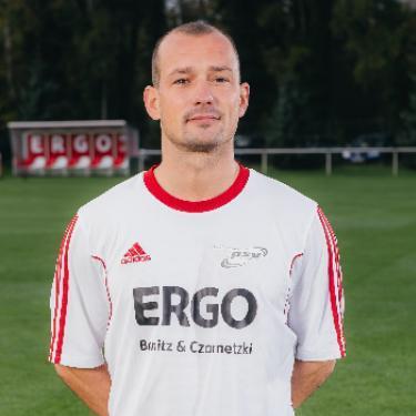 Norman Schubbert, Fußballspieler beim PSV Rostock Herren IV