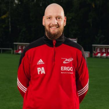 Philip Oliver Anklam, Fußballspieler beim PSV Rostock Herren IV