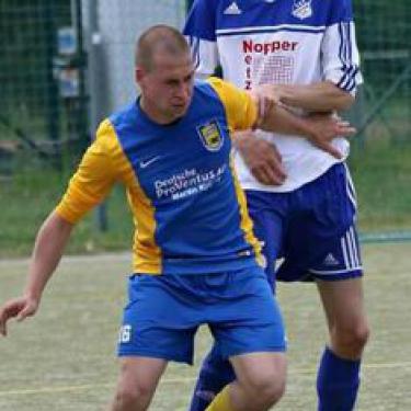 David Krause, Fußballspieler beim PSV Rostock Herren Ü35