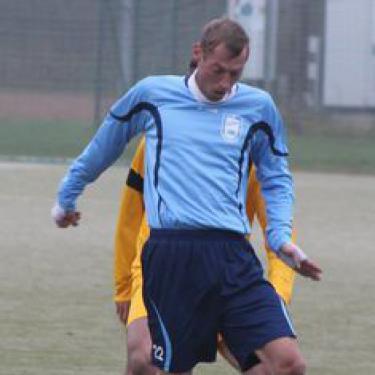 Mario Schwarck, Fußballspieler beim PSV Rostock Herren Ü35