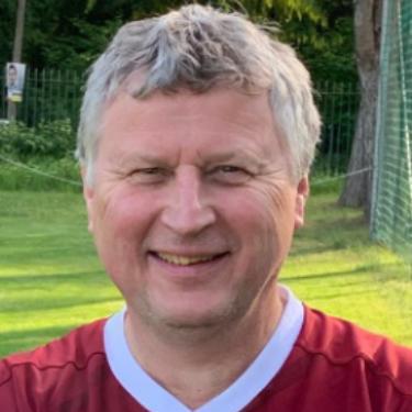 Ralf Lange, Fußballspieler beim PSV Rostock Herren Ü50